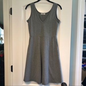 Casual gray dress size small